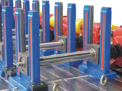 Roll Forming Rollformer Roll Forming Machine Cold Roll