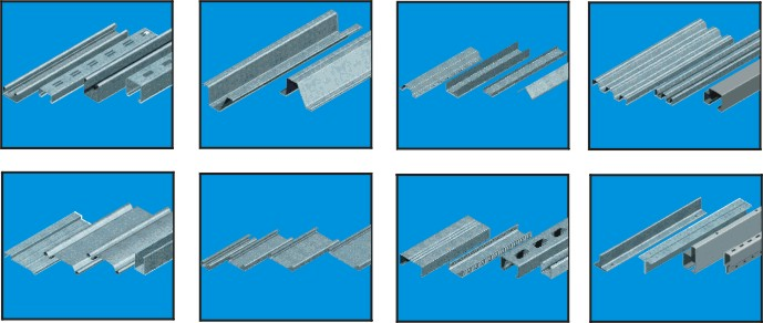 rold roll forming equipment, metal forming