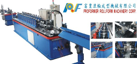 wall corner roll forming machine